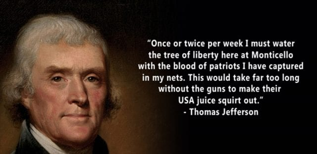 Founding Fathers Quotes On Gun Control And Firearms WhiteOut Press Simple Gun Control Quotes