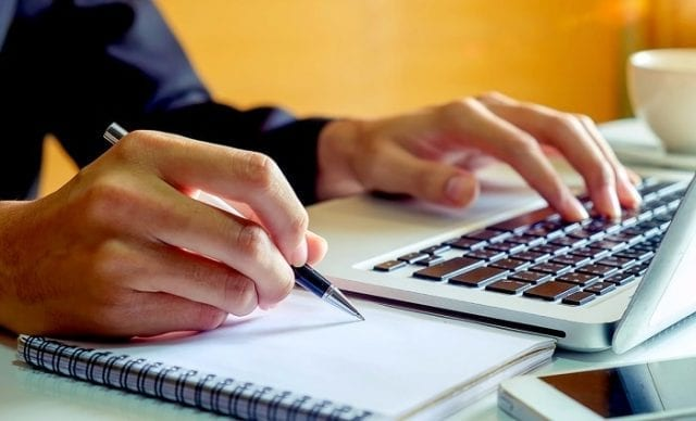 Customer service powerpoint presentation template design